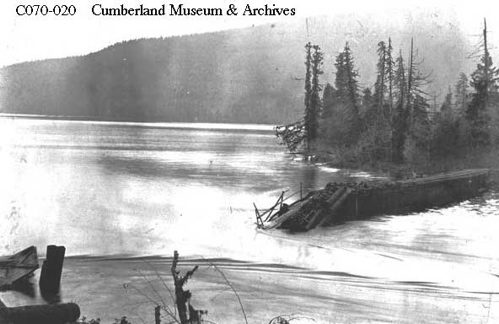 Comox Lake, undated