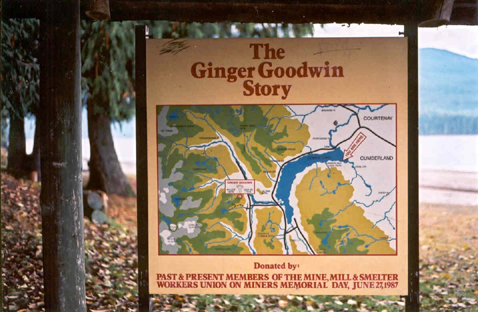 Ginger Goodwin Story