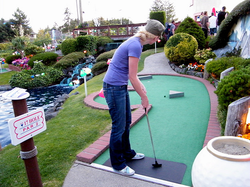 Paradise Fun Park - Mini Golf