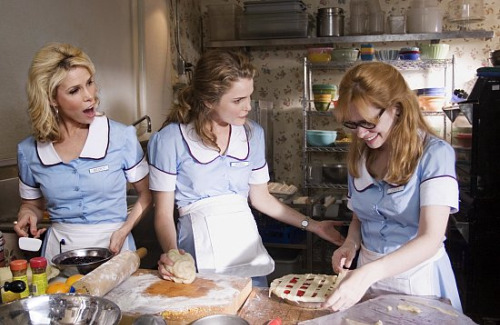 Cheryl Hines, Keri Russell, Adrienne Shelly