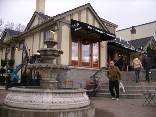 Another Tea House in Oak Bay