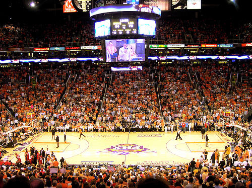 Suns vs. Clippers - Timeout