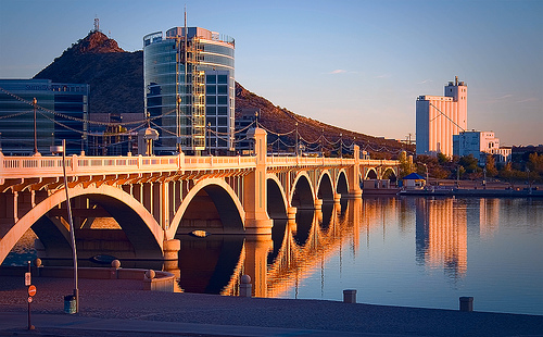 Mill Bridge - Tempe, AZ