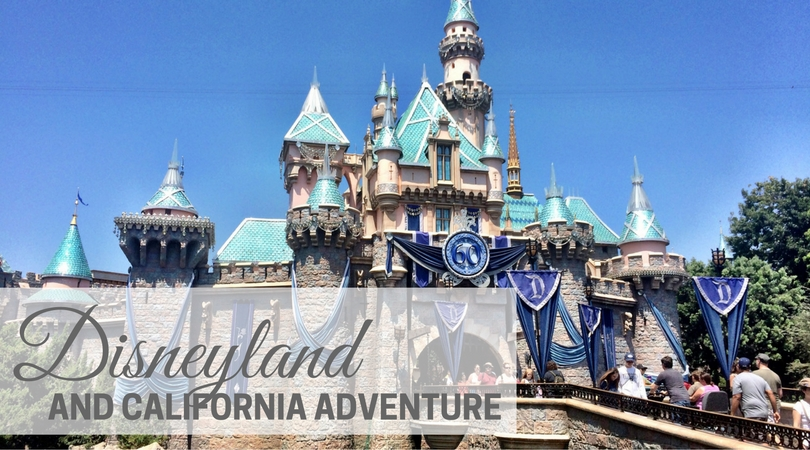 Disneyland & California Adventure